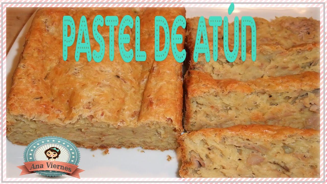 Pastel O Torta De At N Receta Saludable Y Baja En Calor As  ~ Recetas Faciles Y Bajas En Calorias