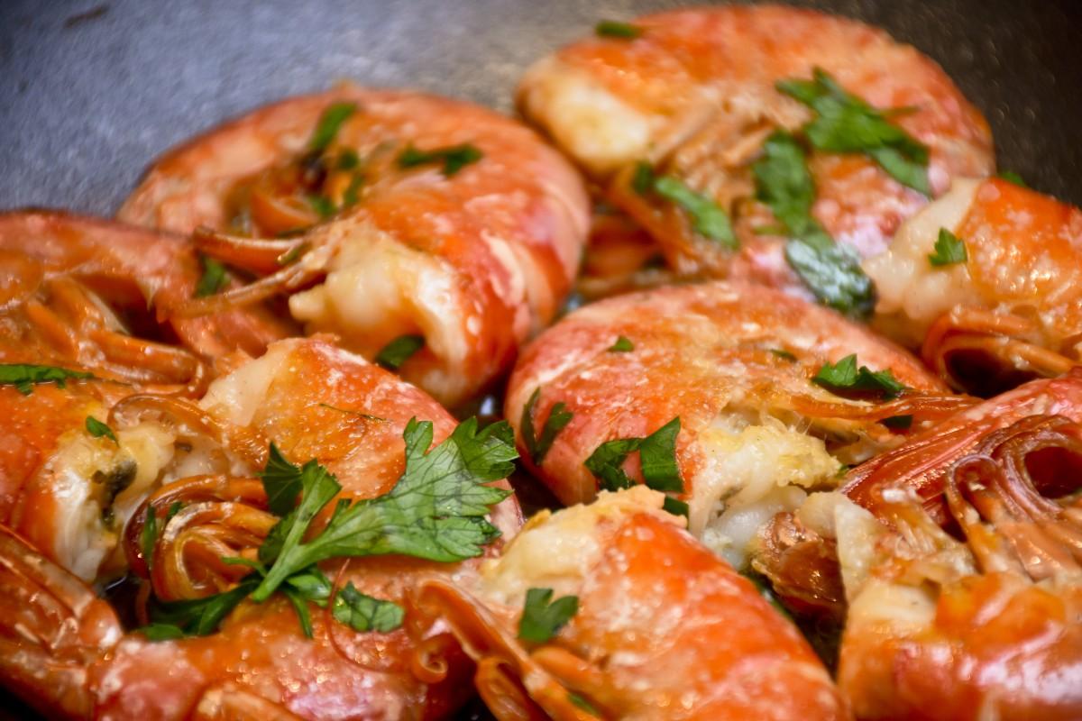 camarones estilo san pedro