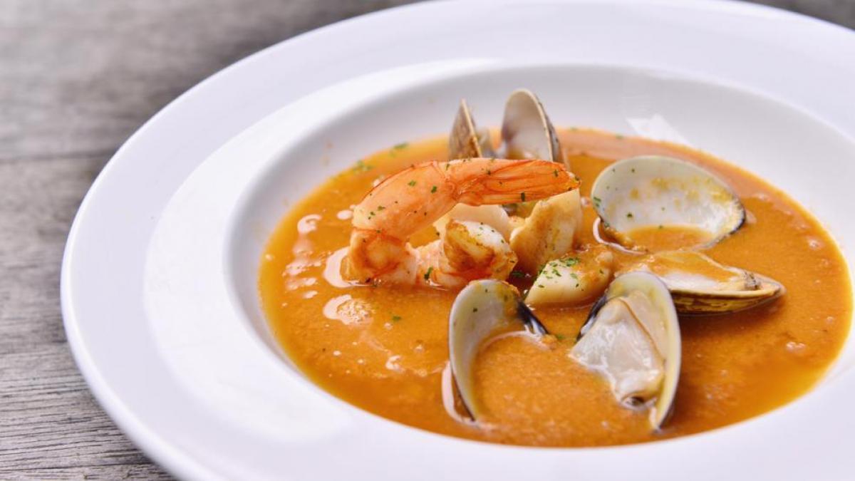 La Sopa de Mariscos