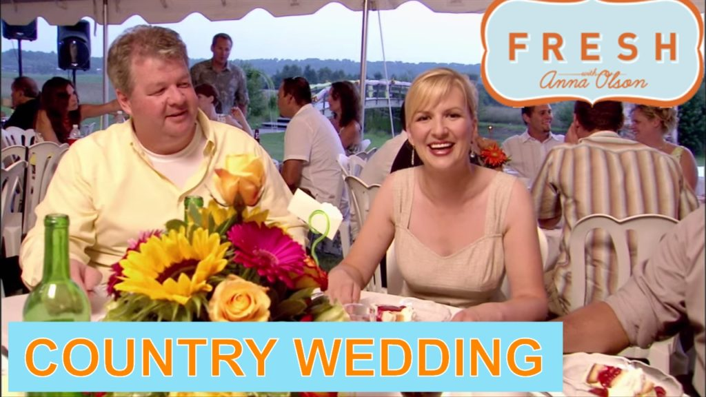 fresh with anna olson wedding cake country wedding fresh with season 1 14496